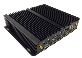 Industrial embedded PC J1900